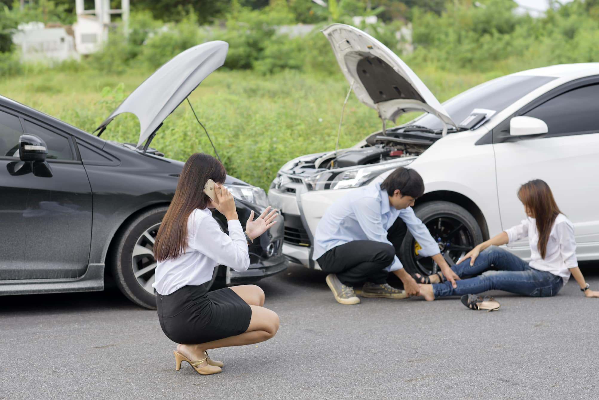 Involved in a Car Accident in Texas? Follow these Steps - At